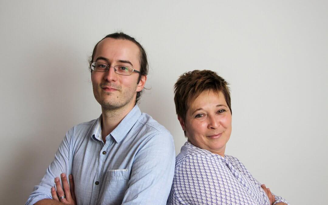 Réseau Entreprendre – Jean Baptiste Faessel et Estelle BEZON-ROUSSELET, CAELI ENVIRONNEMENT